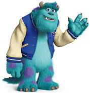 Sulley MonstersUniversity