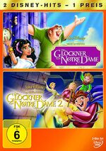 The Hunchback of Notre Dame 2-Movie Germany DVD
