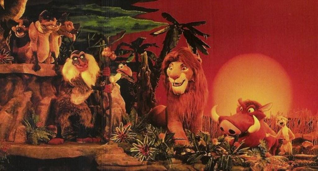The Legend Of The Lion King Disney Wiki Fandom Powered