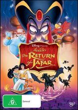 The Return Of Jafar 2013 AUS DVD