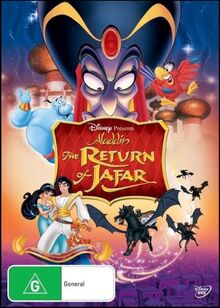 The Return Of Jafar 2013 AUS DVD