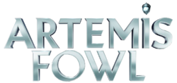 Artemis Fowl logo