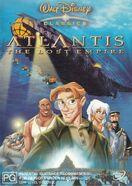 Atlantis- The Lost Empire 2002 AUS DVD