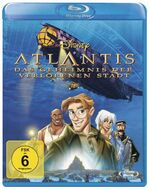 Atlantis the Lost Empire 2014 Germany Blu-Ray