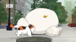 Baymax and Mochi 11