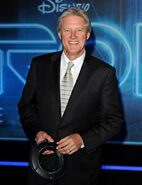 Bruce Boxleitner Tron Legacy premiere