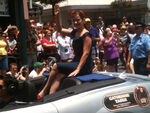 Catherine Taber- Star Wars Weekends 2012