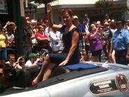 Catherine Taber- Star Wars Weekends 2012