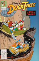 DuckTales DisneyComics issue 16