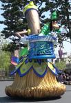 Goofy's Magic Broom