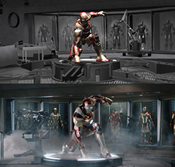 Iron Man 3 - MK 42