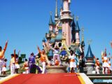 It's Party Time... with Mickey and Friends