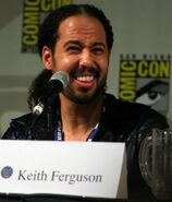 Keith Ferguson SDCC