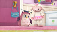Lambie and professor hootsburgh2