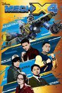 MECH-X4 - Poster