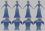 OFA - Elsa's 3D model concept