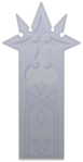 Organization XIII Throne Headrest KHII