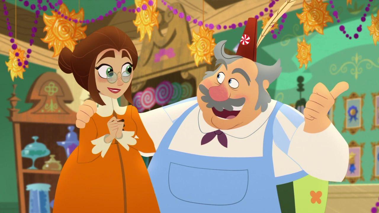 Rapunzel S Enemy Disney Wiki Fandom Powered By Wikia