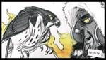 Scrapped falcon vision