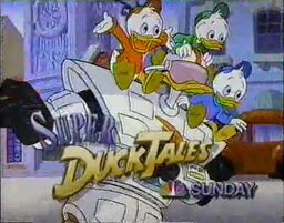 SuperDucktales