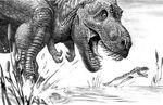 T-Rex Concept Art