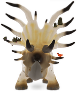 Tierchen-Sammler Actionfigur