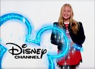 Amy Bruckner Disney Channel ID