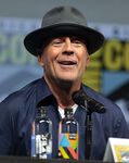 Bruce Willis SDCC