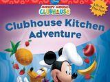 Clubhouse Kitchen Adventure