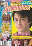 Disney Adventures Magazine Australian cover Dec 2002 Harry Potter