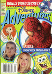 Disney Adventures Magazine cover Sept 2003 Spider Man 2