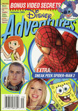 Disney Adventures Magazine cover Sept 2003 Spider Man 2