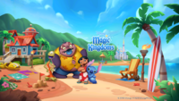 Disney Magic Kingdoms - Lilo & Stitch splash screen