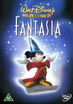 Fantasia UK DVD (2000)