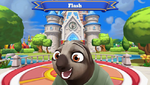 Flash Disney Magic Kingdoms Welcome Screen