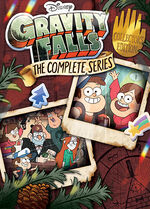 Gravity Falls Complete Series DVD Collector's Edition