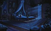 Habitacion Ariel noche