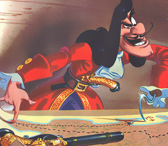 Captain Hook Disney Wiki Fandom