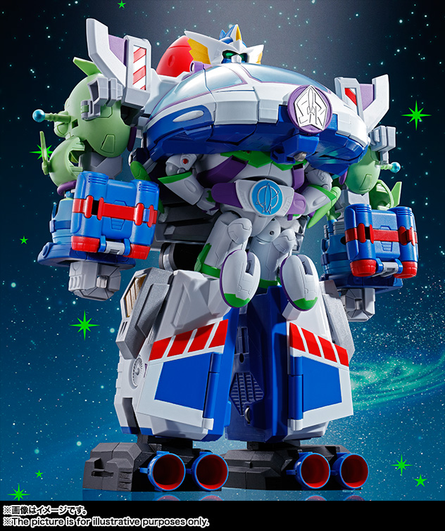 Buzz the Space Ranger Robo  b65cdcdb724