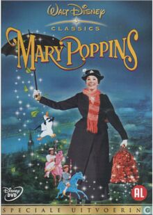 Mary Poppins 2003 Dutch DVD