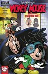 Mickey Mouse Comic 2 Cover 1