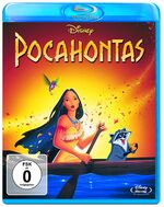 Pocahontas 2012 Germany Blu-Ray