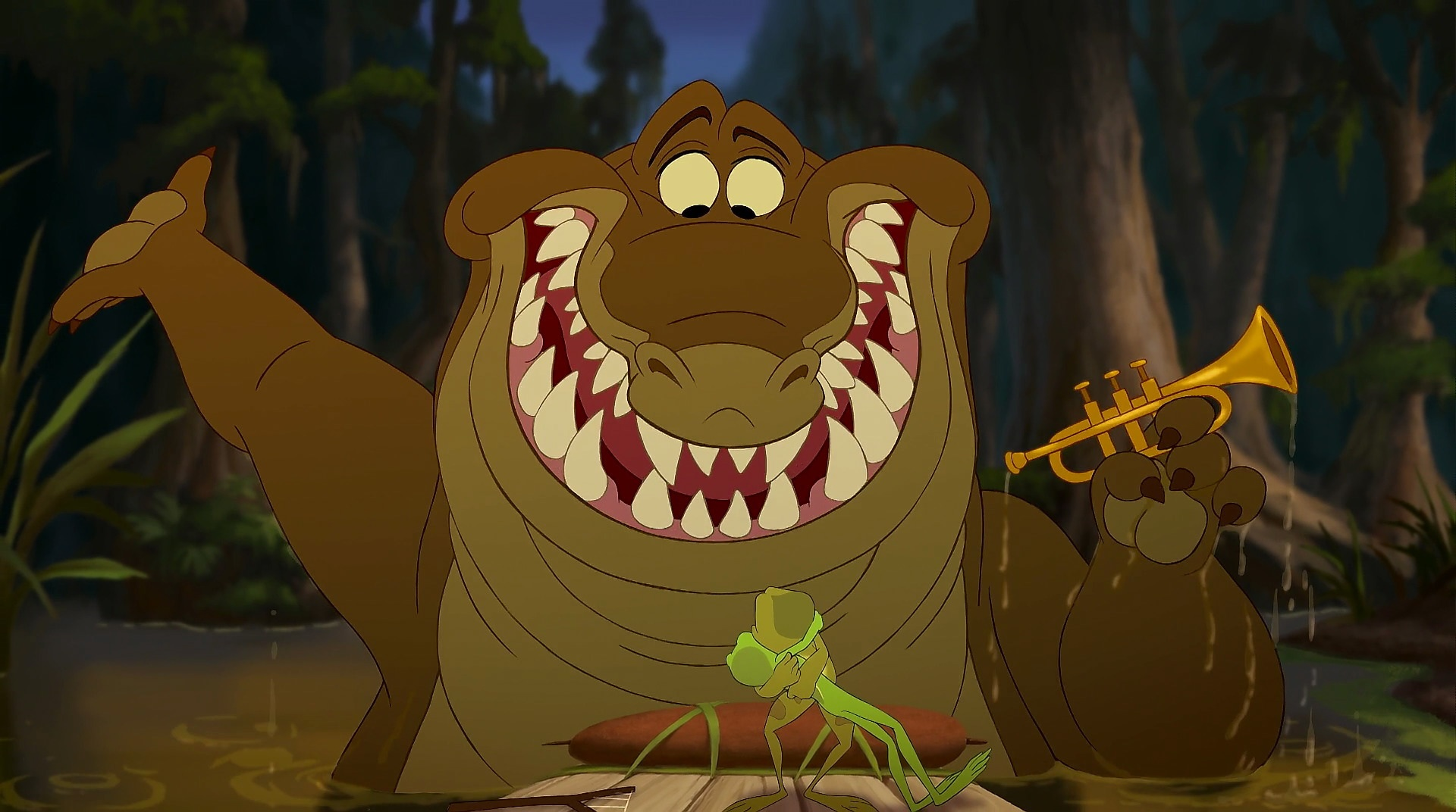 CategoryThe Princess and the Frog characters  Disney Wiki