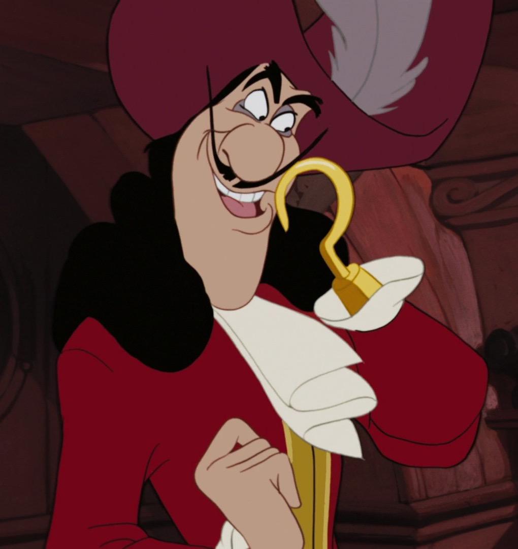 Captain Hook Disney Wiki Fandom