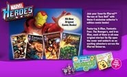 Taco Bell Marvel Heroes and Wubbzy