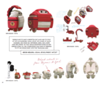 The Art of Big Hero 6 (artbook) 092