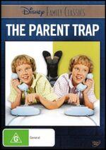 The Parent Trap 2010 AUS DVD