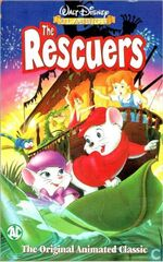 The Rescuers 1997 Dutch VHS English Version