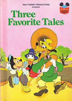 Three favorite tales