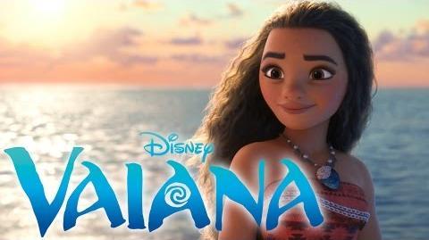 VAIANA - Erster offizieller Trailer (deutsch german) - Weihnachten 2016 im Kino Disney HD